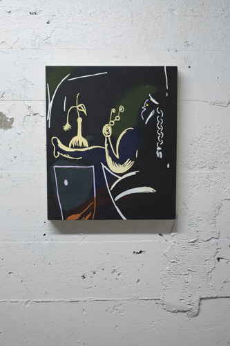 Simone Blain, Installation view [photo: Morgane Clémént-Gagnon]