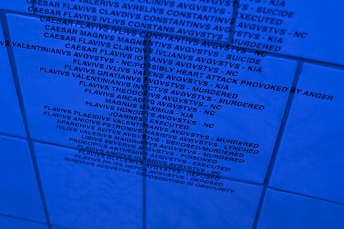 Raul Aguilar Canela, Installation view [photo: Morgane Clémént-Gagnon]