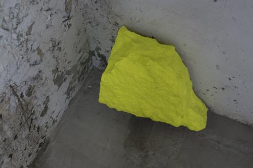 Shanie Tomassini, Installation view [photo: Morgane Clémént-Gagnon]