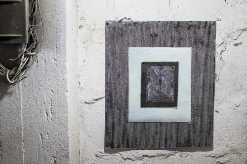 Jerome Nadeau, Installation view [photo: Morgane Clémént-Gagnon]
