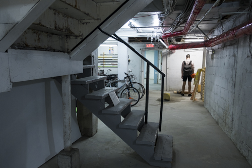 Installation view, Vernissage [photo: Morgane Clémént-Gagnon]