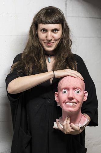 Cindy Phenix, Portrait [photo: Morgane Clémént-Gagnon]