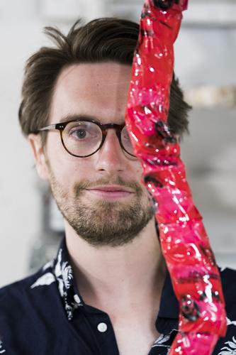 Philippe Caron Lefebvre, Portrait [photo: Morgane Clémént-Gagnon]