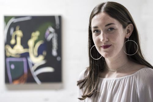 Simone Blain, Portrait [photo: Morgane Clémént-Gagnon]