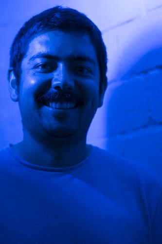 Raul Aguilar Canela, Portrait [photo: Morgane Clémént-Gagnon]