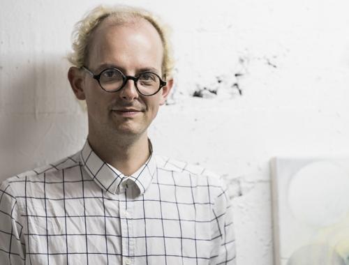 Matthieu Bouchard, Portrait [photo: Morgane Clémént-Gagnon]