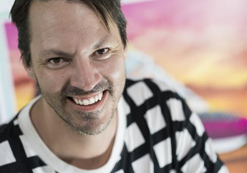 Marcelino Barsi, Portrait [photo: Morgane Clémént-Gagnon]