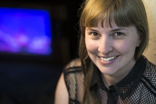 Pier-Anne Mercier, Portrait [photo: Morgane Clémént-Gagnon]