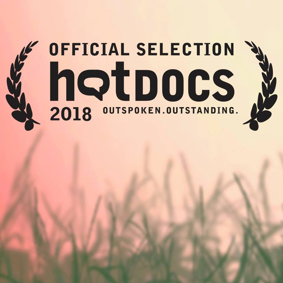 World Premiere of Warrior WOmen at Hot DOcs in Canada