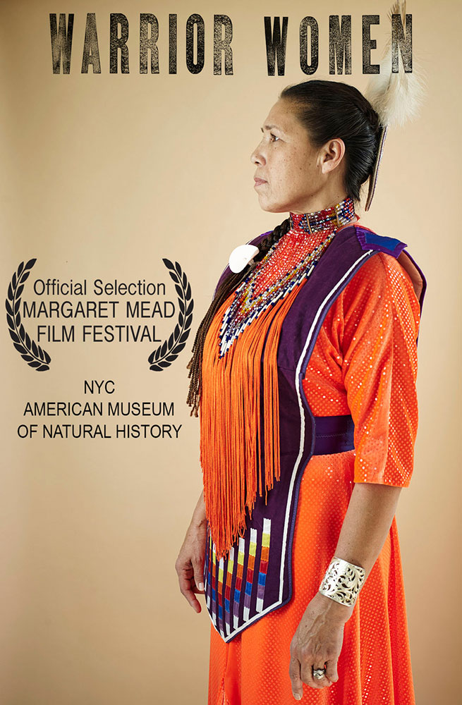 Warrior Women appearS at the Margaret Mead Film Festival in New York City, October 2018