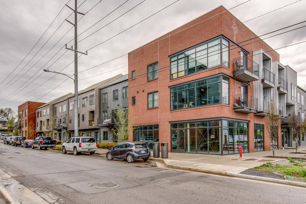 1247 Martin #303, Nashville, TN   PURCHASED PRICE $225,000  1 BED · 1 BATH · 525 SQF