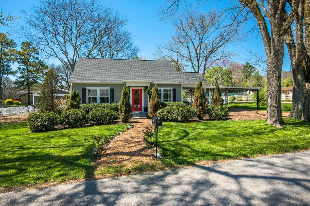5519 Joseph Street, Franklin, TN   PURCHASED PRICE $589,900  3 BED · 1 BATH · 1750 SQF
