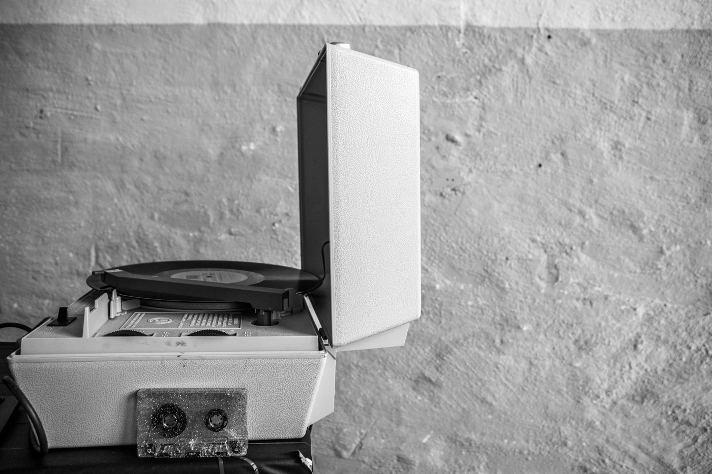 RECORD PLAYER FOR THE BLIND 14-06-2018- photo-Camilla Rehnstrand - bw-01217.jpg