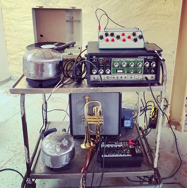 READY FOR YOU, NERDS !! SEE U TOMORROW ! @obra.se ✨ happy birthday father John Cage 🖤 #subchamberensmble #experimentalmusic #postclassicalmusic #johncage #alicecoltrane #lamonteyoung #spaceecho #coronet #8rpm #tankdrum #springreverb #lowpass #analog #electroacoustic #lumenproject #lumenprojectstockholm #dronemusic #ecstaticmusic #shruti ✨🌑