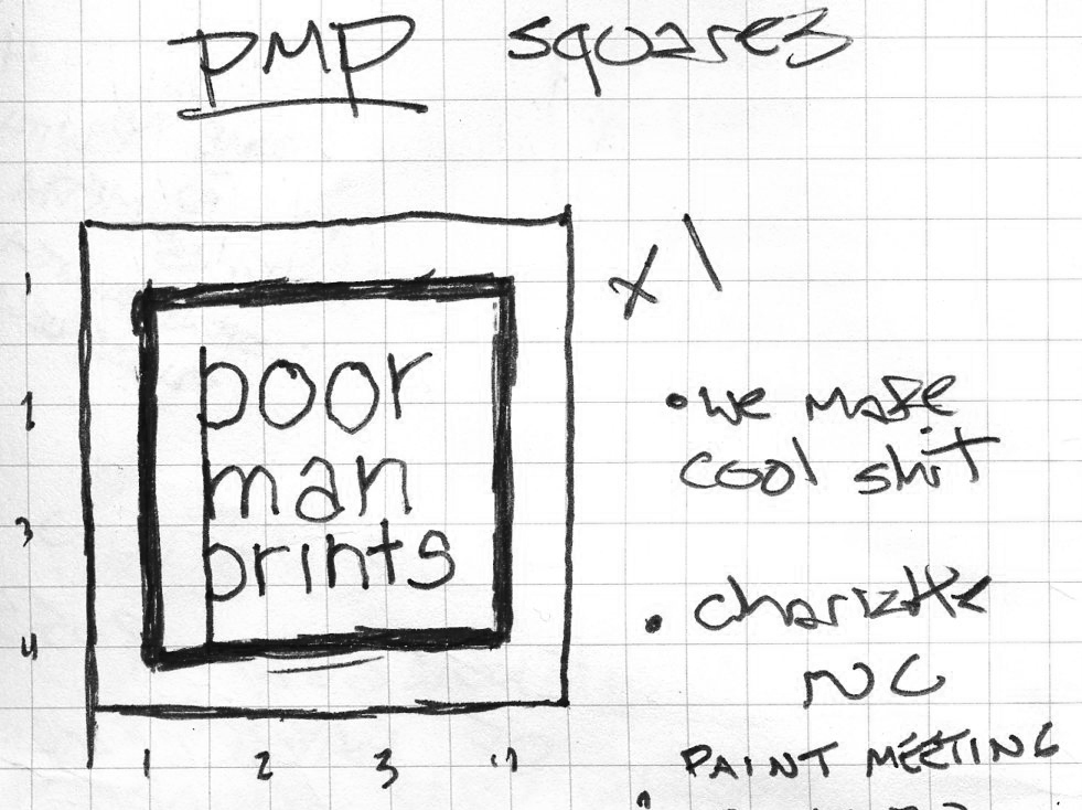 Sketch of the icon idea