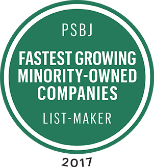 Puget Sound Business Journal: Fastest-Growing Minority-Owned Companies
