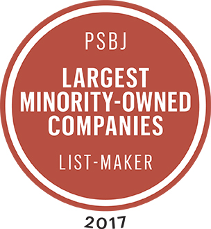 Puget Sound Business Journal: Largest Minority-Owned Companies