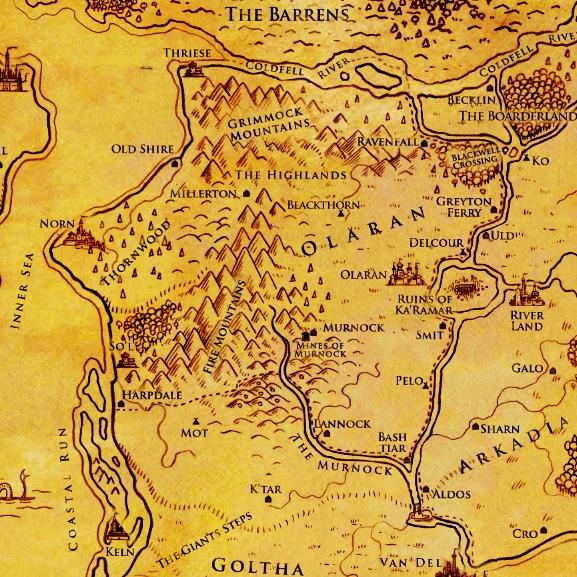 Kingdom of Olaran -
