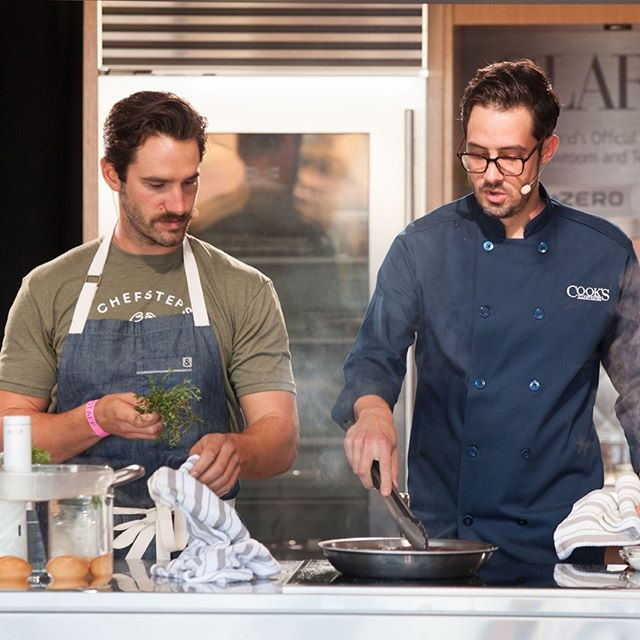 Don't miss @testcook Dan Souza cooking live at our EATS festivals! Coming to Boston and Seattle this fall. Grab your tickets now with the link in our bio.⁠ ⁠ #americastestkitchen #atkgrams #atkeats #eats #testkitchen #foodfestival #festival #foodie #foodies #foodandwine⁠