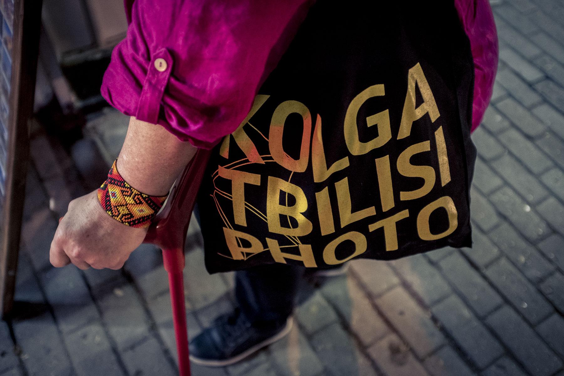 Die berühmte Kolga-Tasche