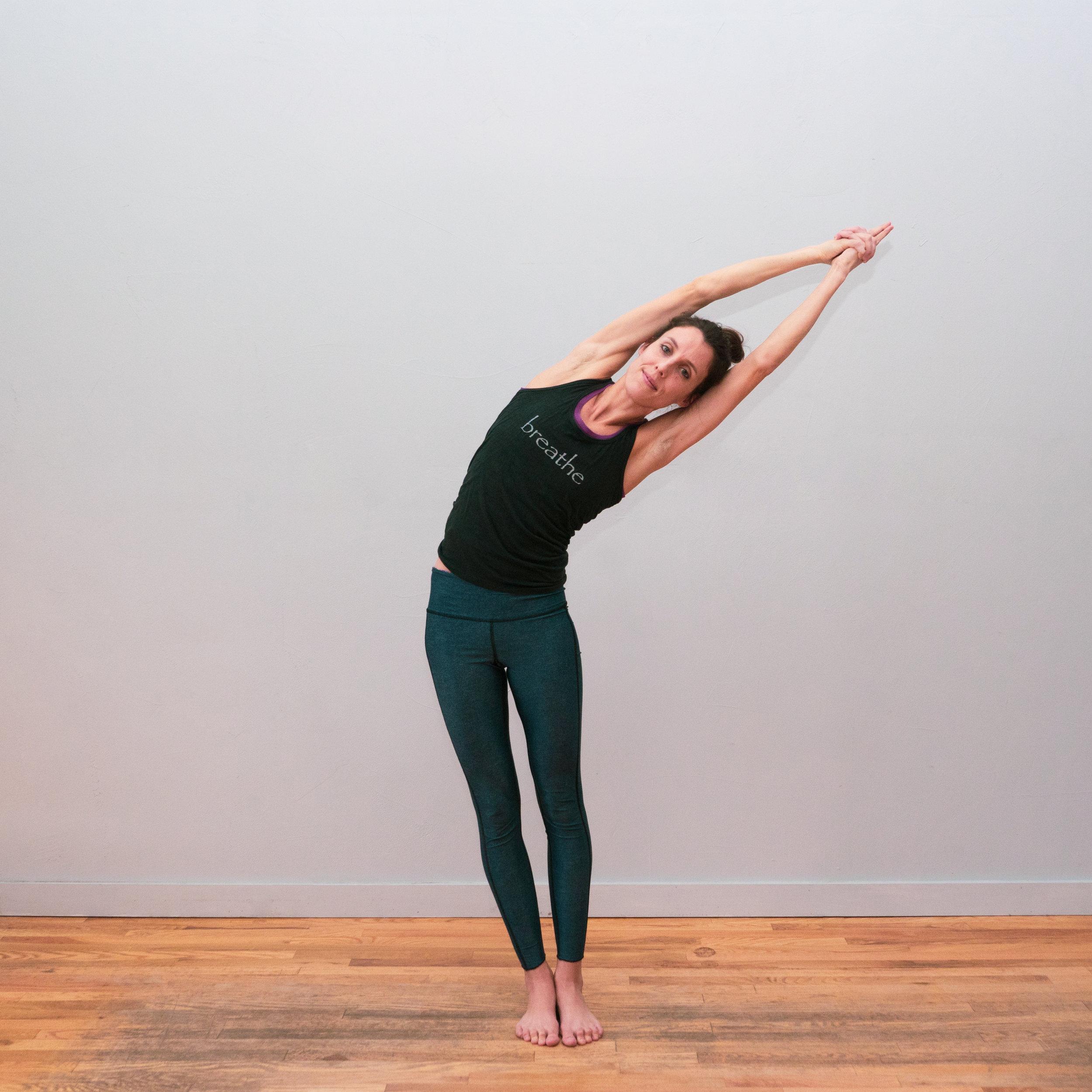 Benefits Of Half Moon Pose Bikram Yoga