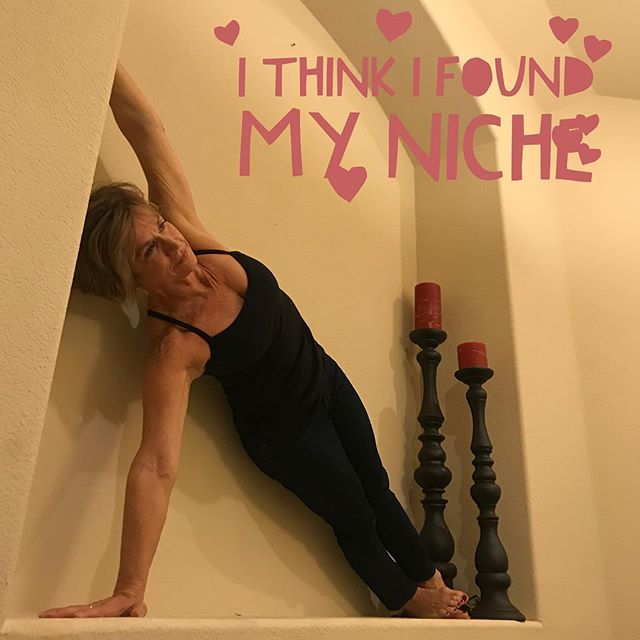 I think I found my niche . . . . . . #pilatesisalwaysagoodidea #pilates #foreverfitpilatesstudio #enjoyinglife #pilateslove #igotthis #pilateslovers #pilatesbody #fitnessgoals #fitnessmotivation #dallasfitness #dallasfit #trophyclub #southlaketx #likeaboss #dfwfitness #dallasfitness #workathome #fitnessgoals #goals #fitnessmotivation #keepingitreal #inspired #keepingfit #movement #moments #exercise #funfitness