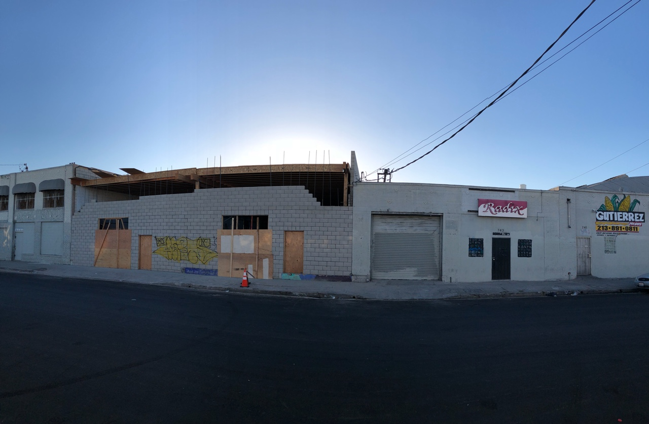 743 Kohler Street, Los Angeles, CA 90021 - LEASE RATE: $ 24.00/ SF/ YRRBA: +/- 11,600 SF-Excellent Flex Space Available for Creative Use.-Near Arts District and THE ROW DTLA.-Sizes Available from 3,600 SF to 11,600 SF.-24 Car Fenced Parking. (Optional)