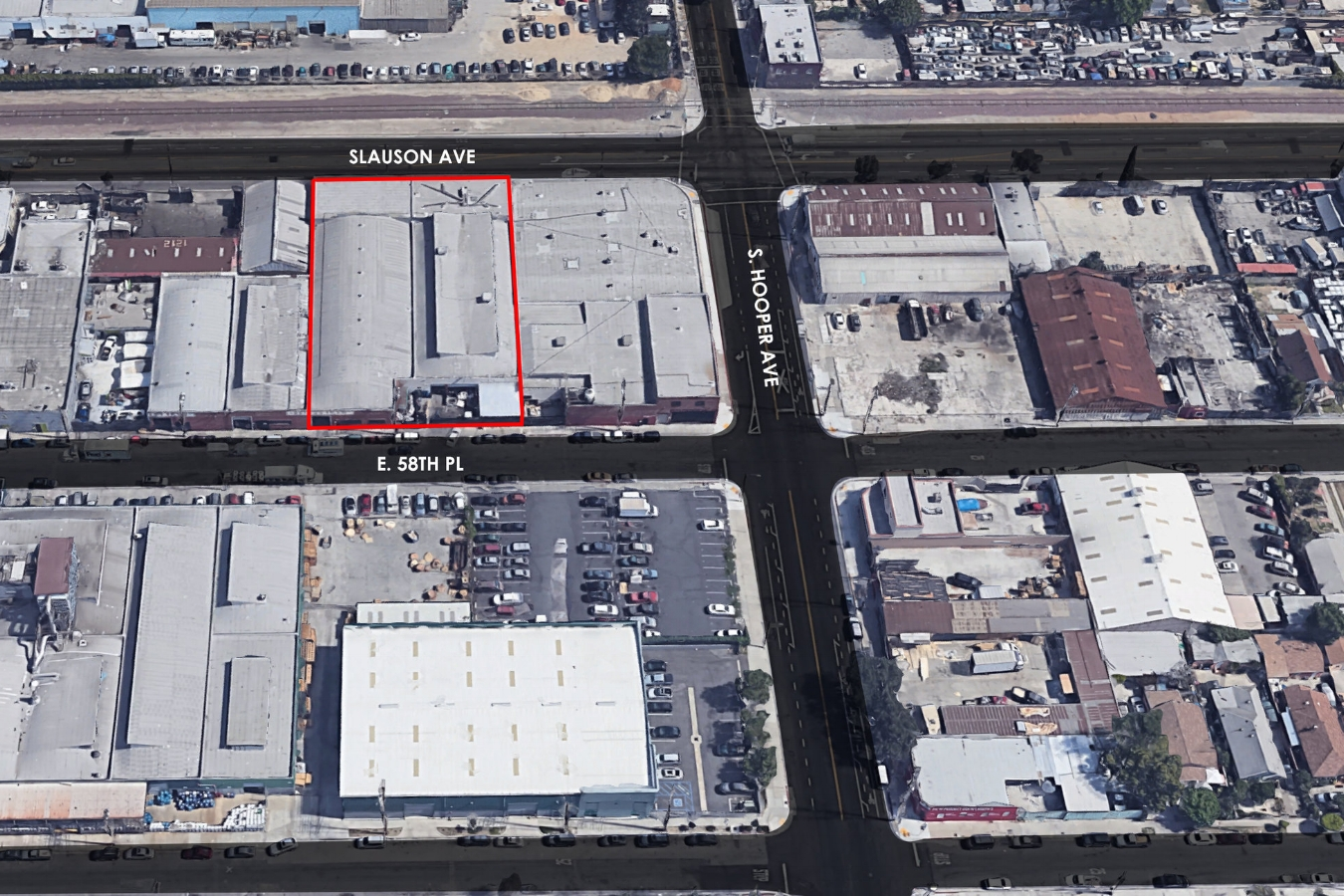 1223-1237 East 58TH STreet, LOS ANGELES, CA 90011 - - LEASE RATE: TBD- BUILDING: 27,600 SF1223: 13,600 SF1237: 14,000 SF- TYPE: Warehouse