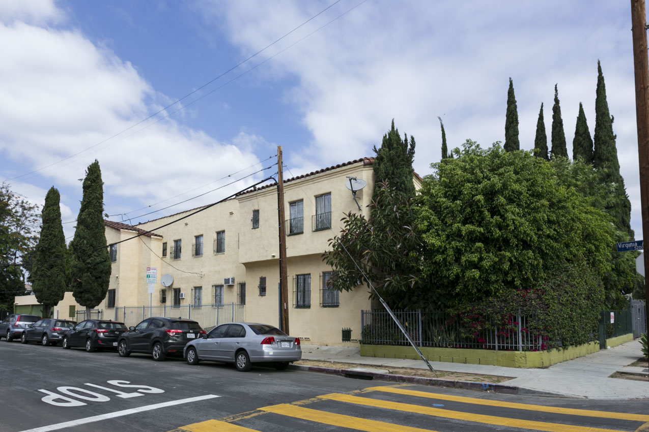 1151 NORTH KINGSLEY DRIVE, LOS ANGELES, CA 90029 - - Type: Low-Rise Apartments- Asking Price: $1,850,000- Building: 7,358 SF- Land: 7,841 SF