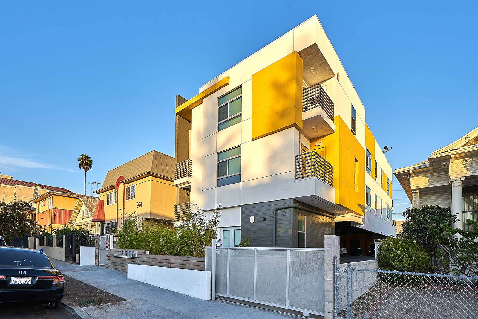 978 SOUTH MARIPOSA AVENUE, LOS ANGELES, CA 90006 - - Type: Low-Rise Apartments- Asking Price: $3,780,000- Building: 5,375 SF- Land: 5,906 SF- Year Built: 2017