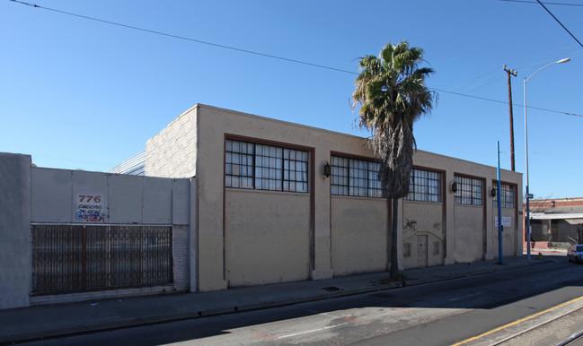 770 east washington boulevard, los angeles, ca 90021 - - Type: Industrial- Asking Price: TBD- Building: 16,800 SF- Land: 20,356 SF