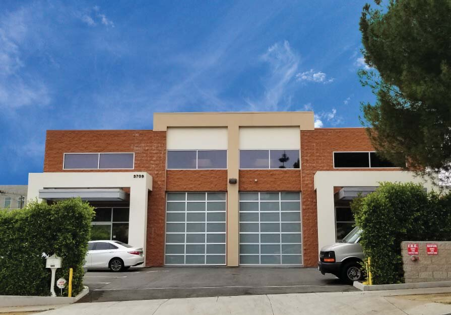 3709 Clifton place, montrose - - Industrial Building- GBA 6,696 SF- Land 11,985 SF- Exceptional Design State of Art Building -Built in 2015- Located in La Crescenta-Montrose-Glendale area