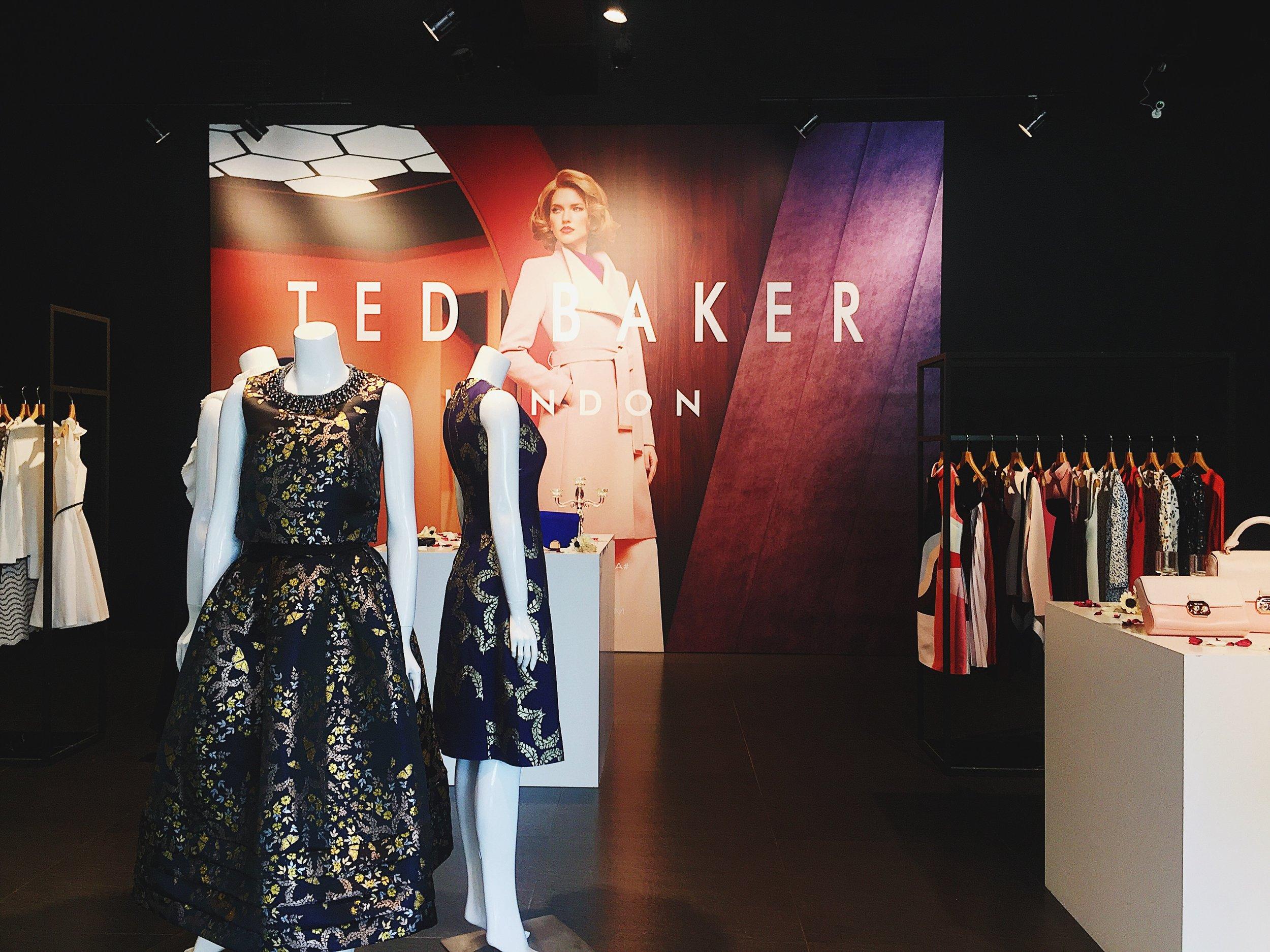 TED BAKER 2017秋冬媒预览