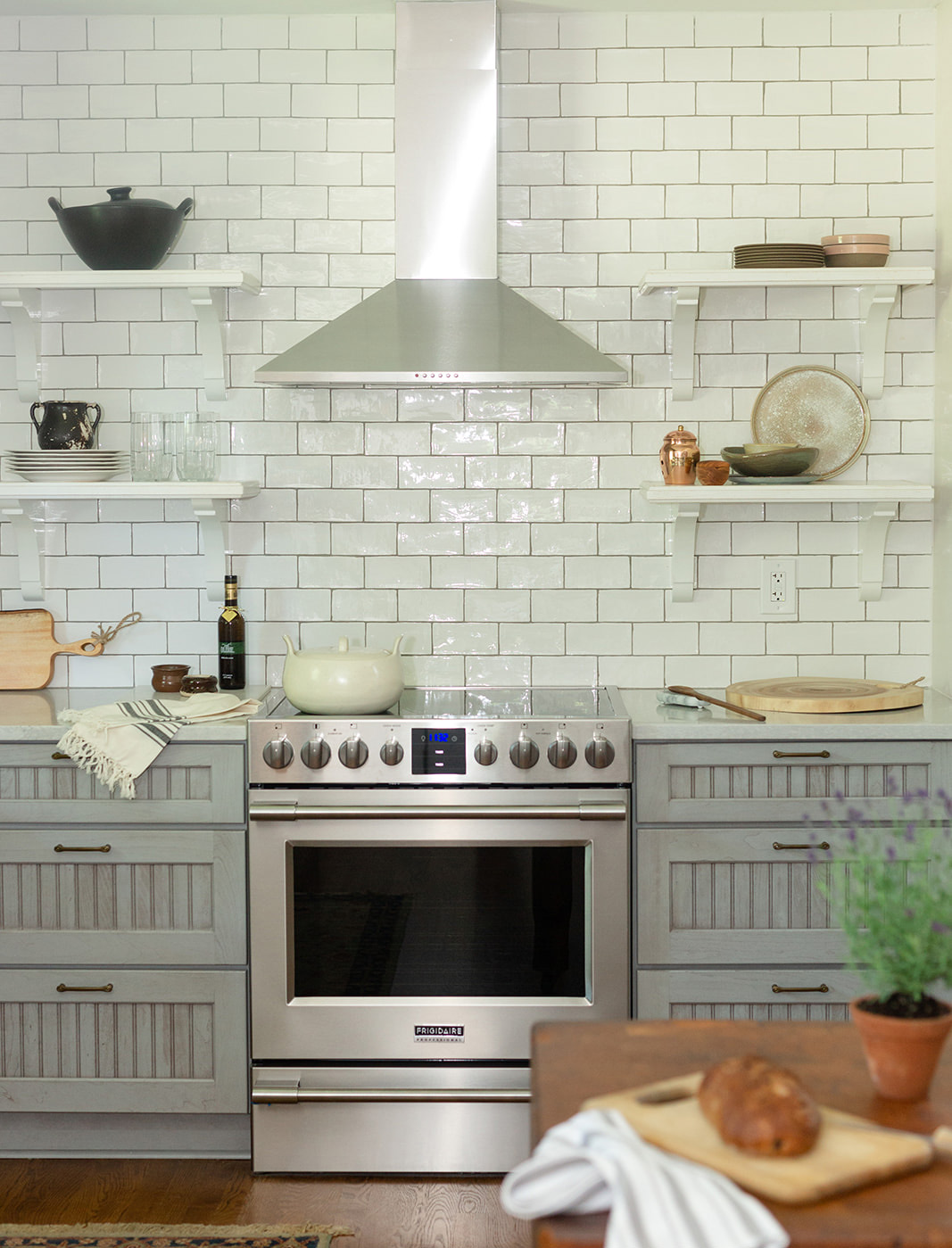 Traditional kitchen remodel in Columbus, Ohio