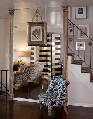 Living room design in Columbus, Ohio