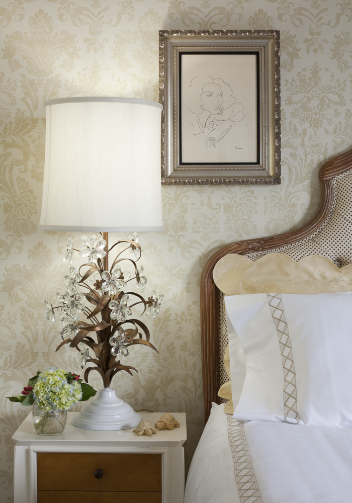 Traditional Interior Design in Columbus, Ohio, bedroom design