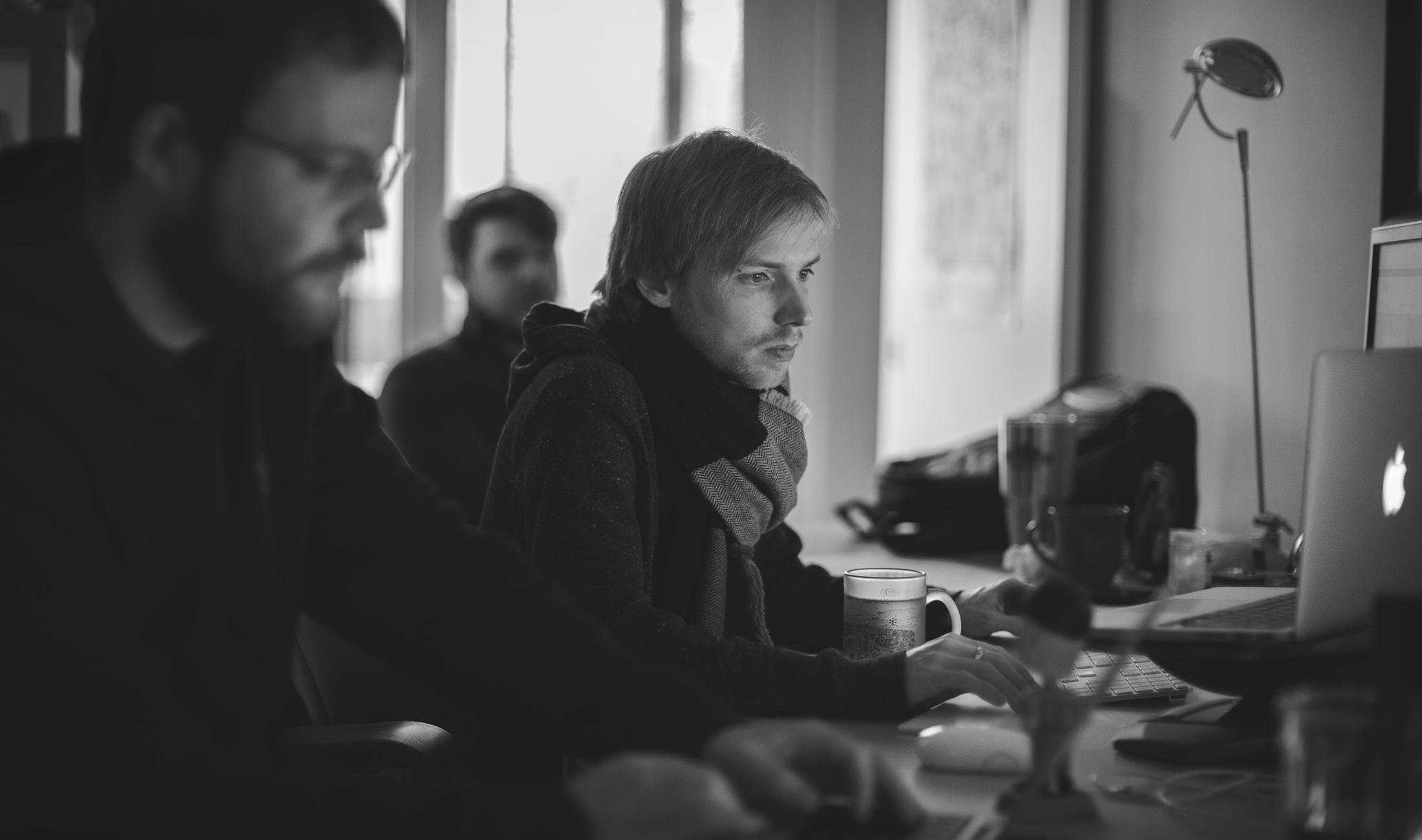 The Development team at Imagebox