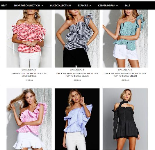 StyleKeepers Site