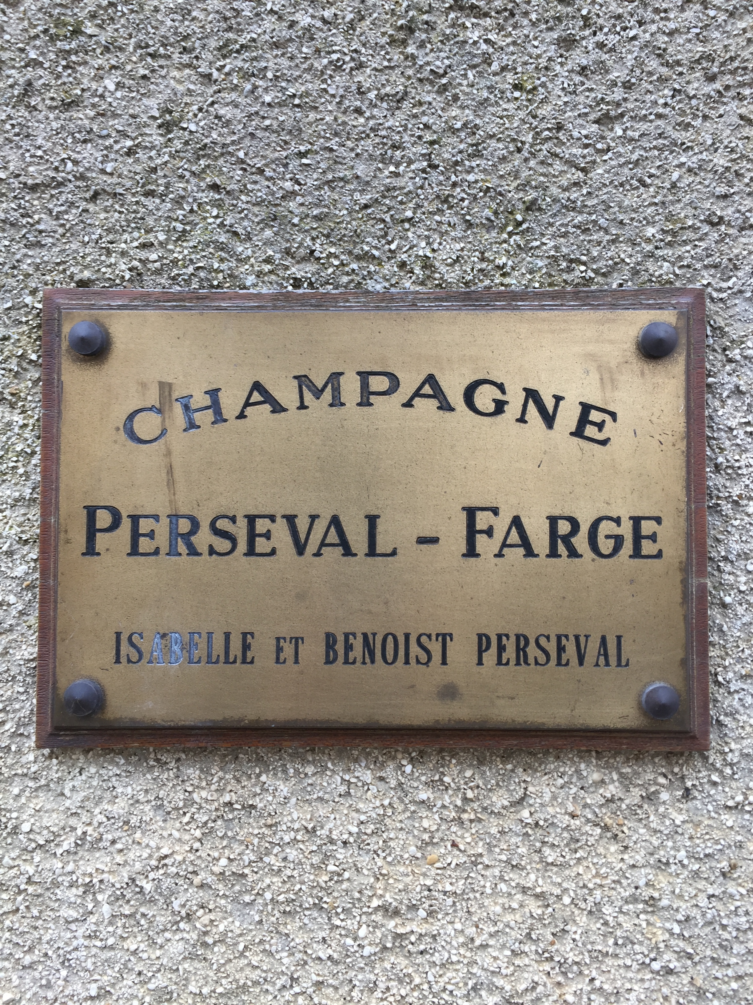 PERSEVAL-FARGE