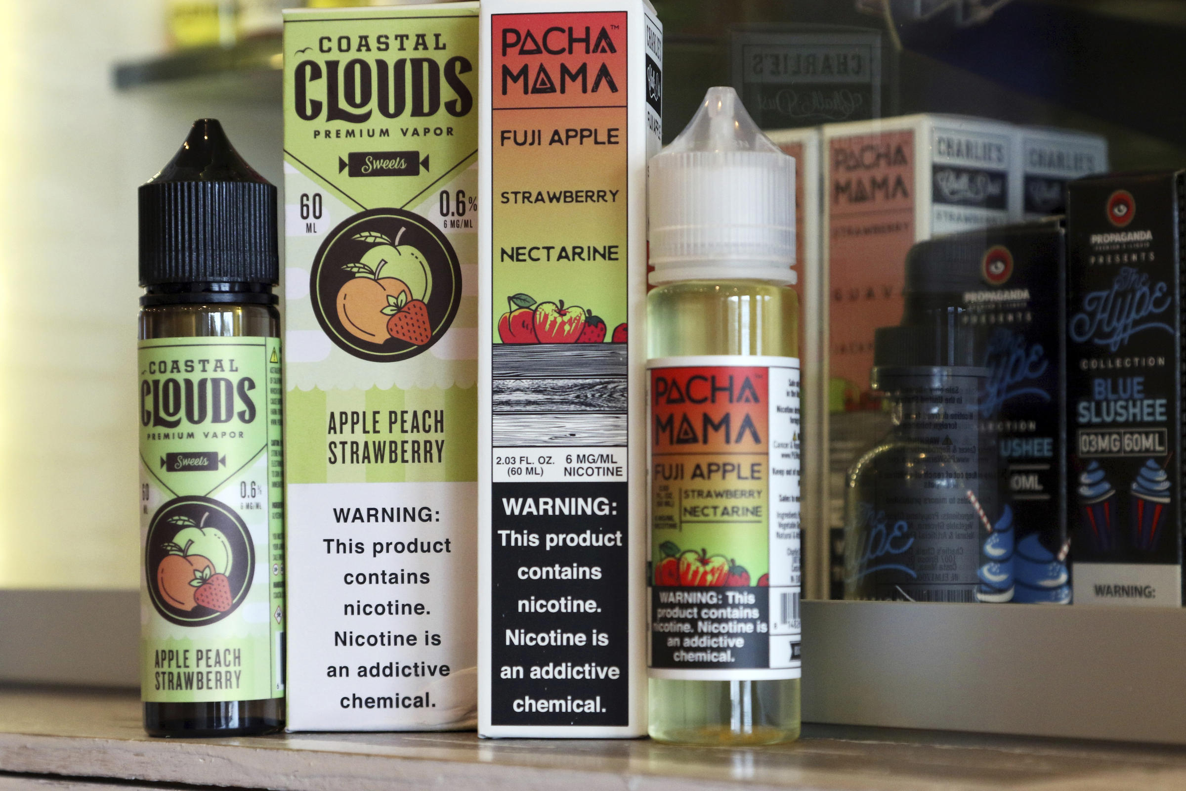 Hawaii Flavored E Cigarette Ban