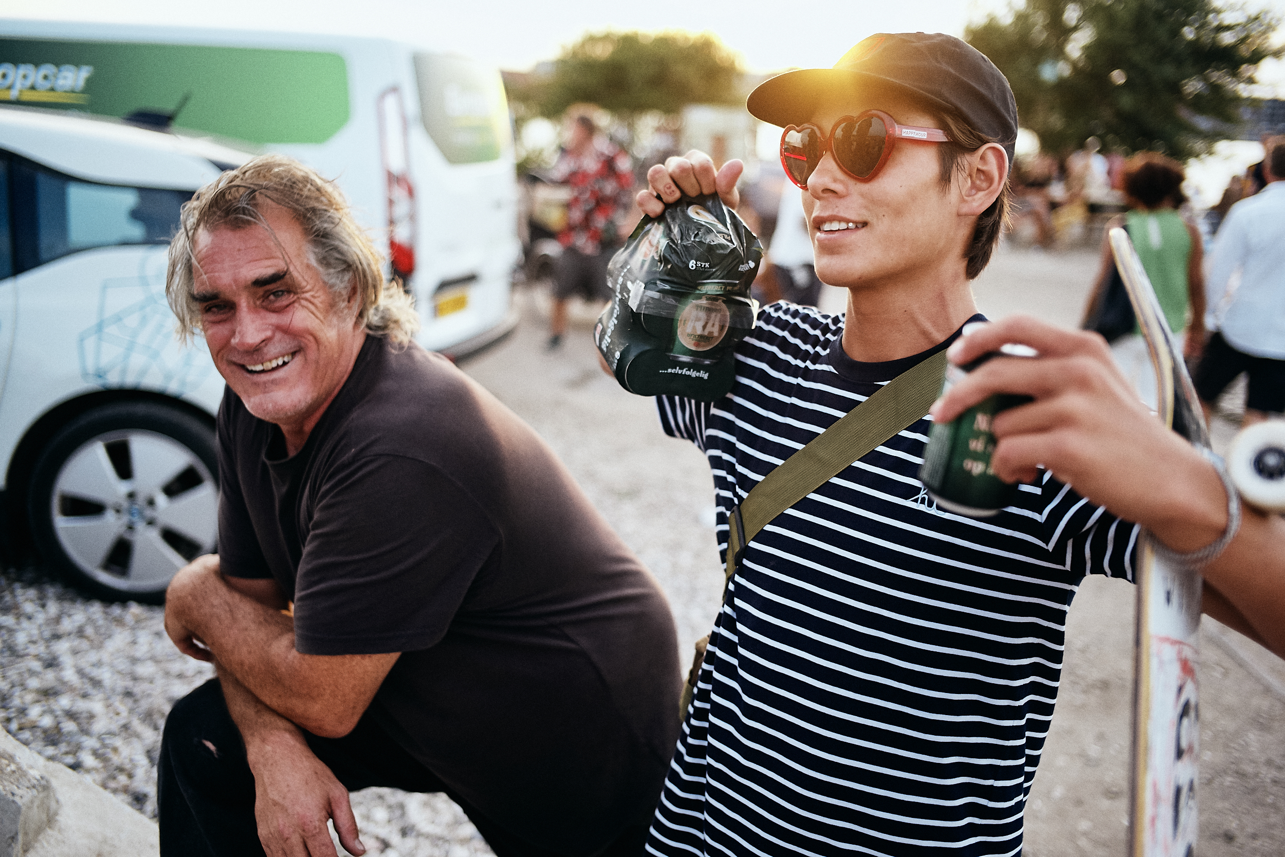 cph for the generations! Steve olson and evan mock, 2018 photo: arto saari