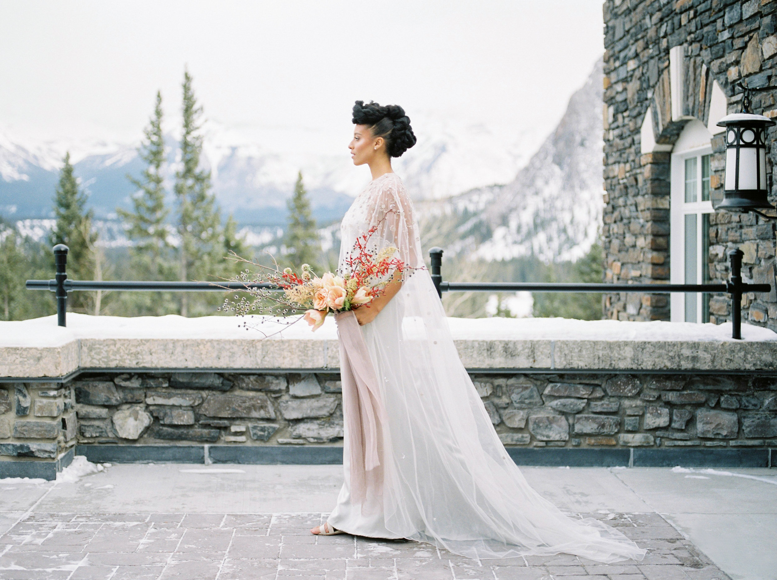 Banff Fairmont Springs Wedding