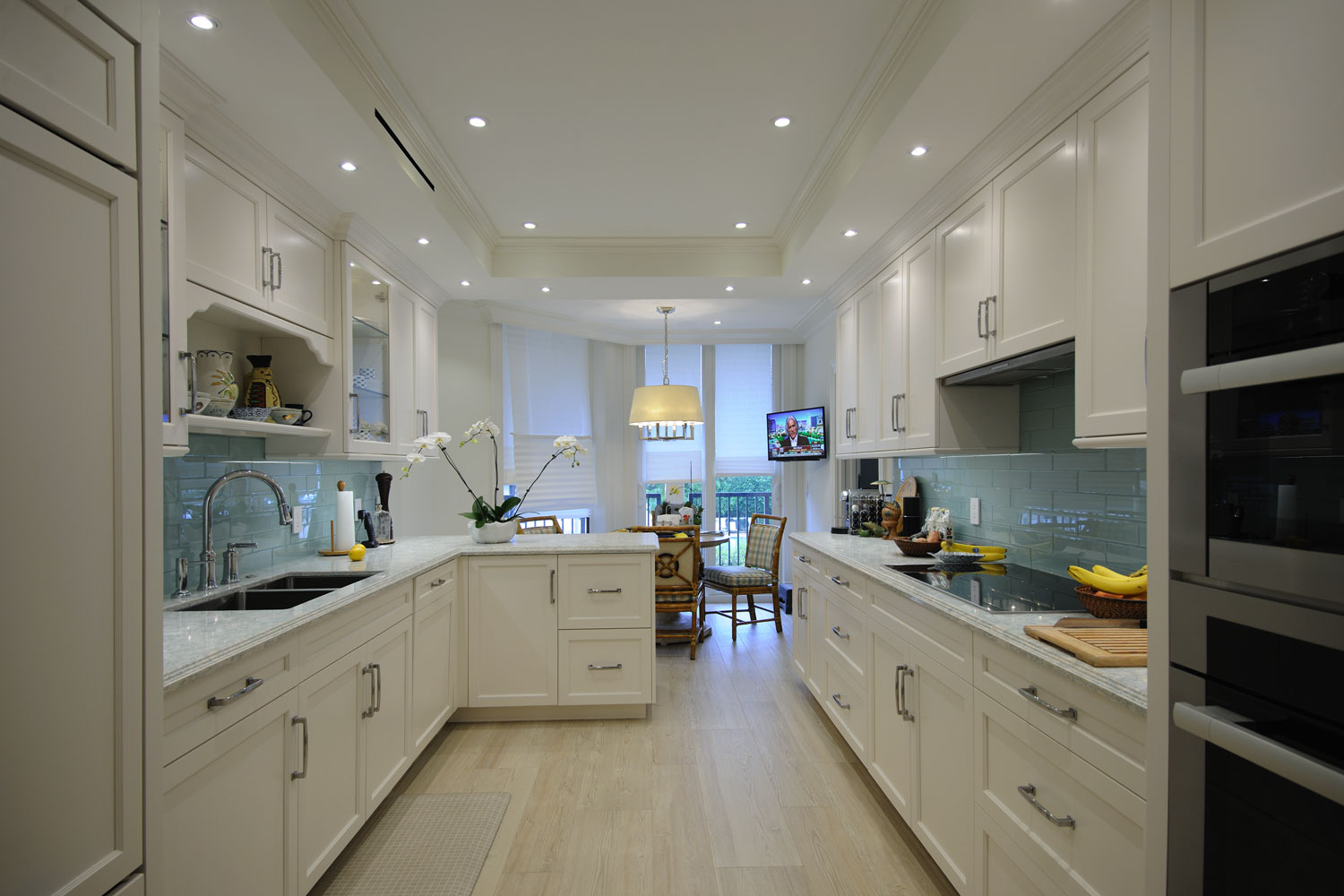 Timeless Traditional Home Kitchen