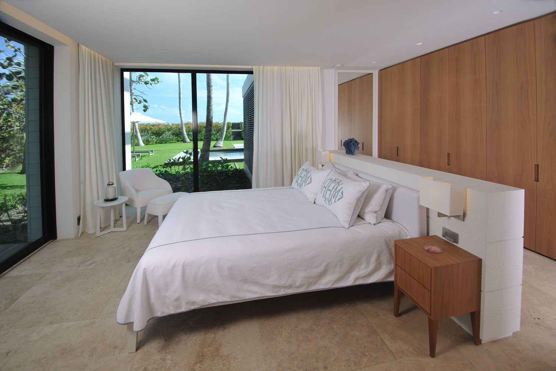 Modern International Bedroom