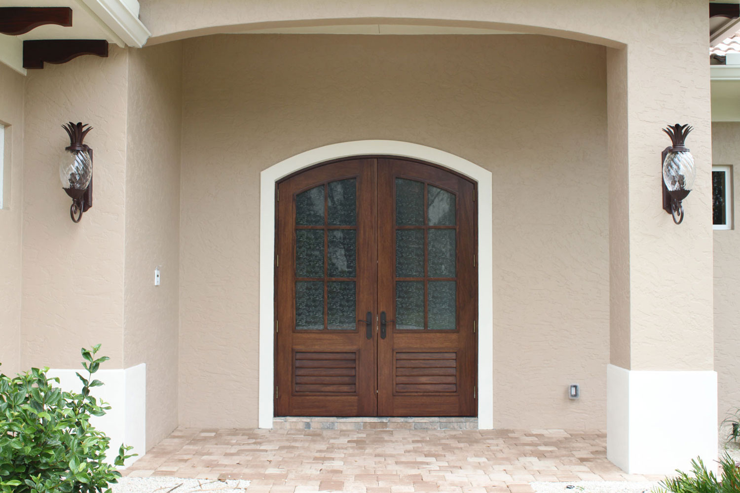 British West Indies Home Front Entrance