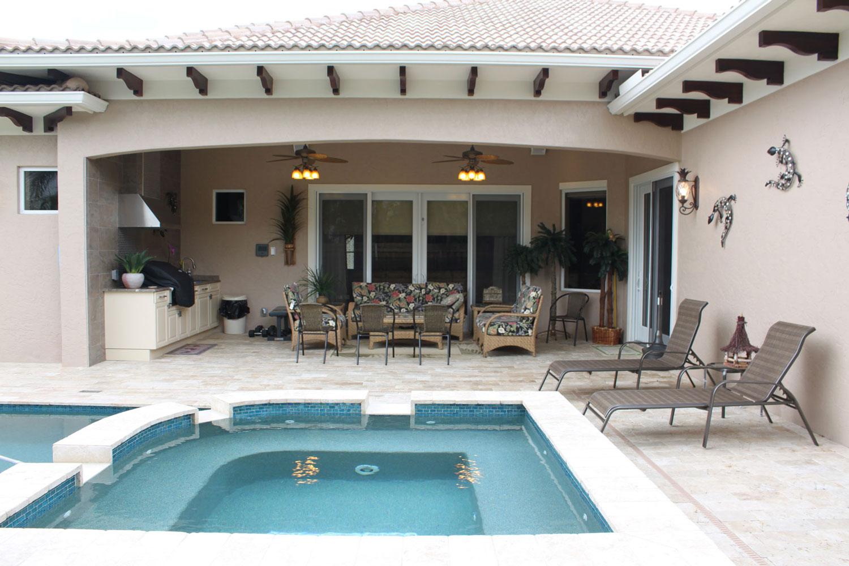 British West Indies Home Pool