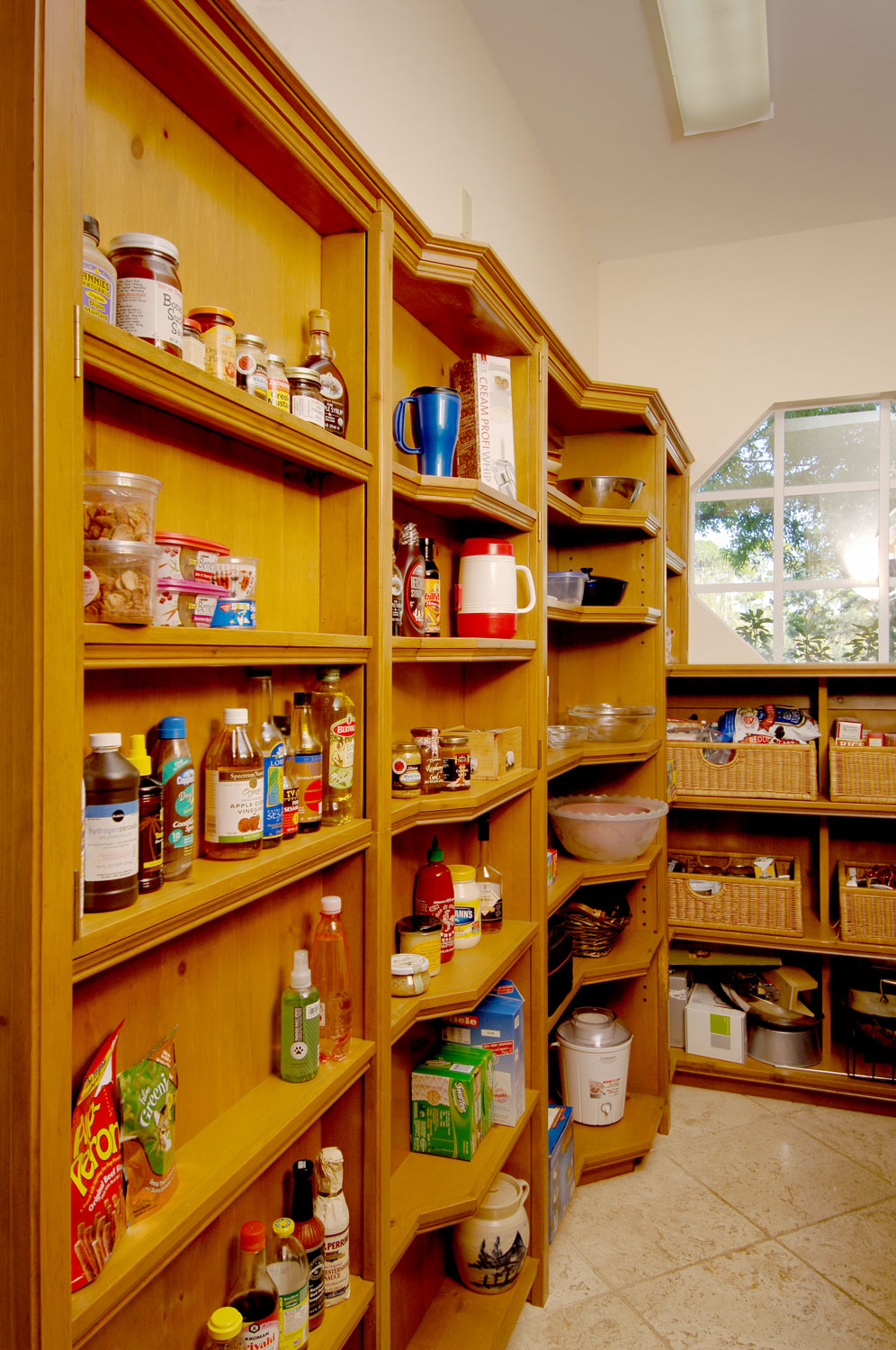 Victorian Home Pantry