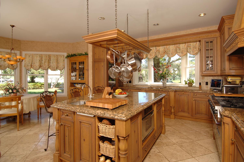 Victorian Home Kitchen