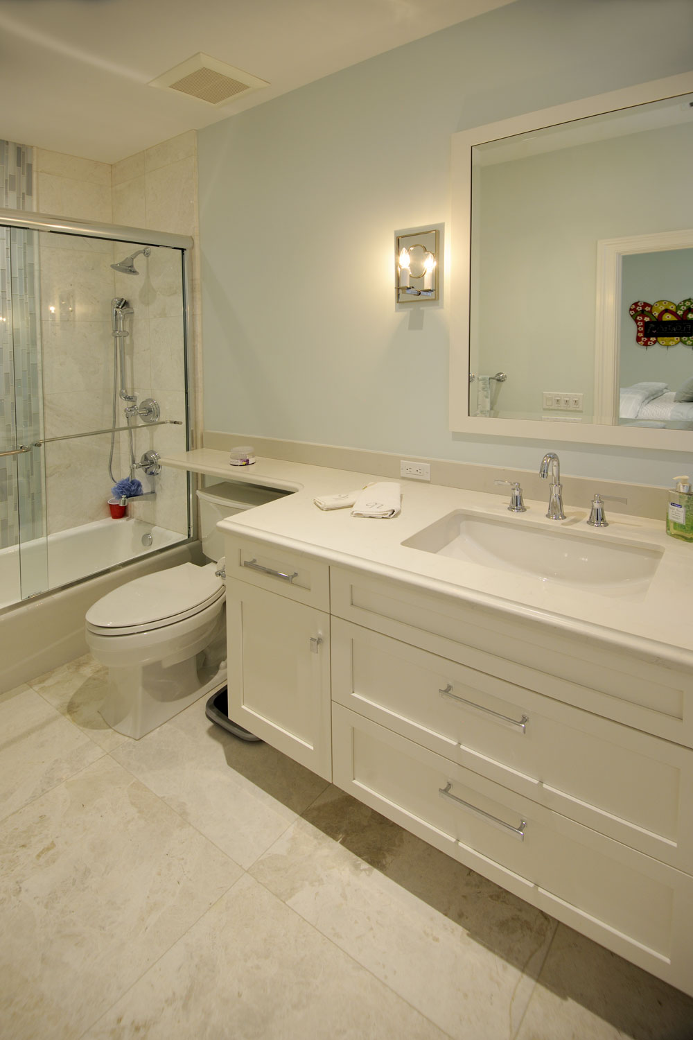 Resort Home Bathroom