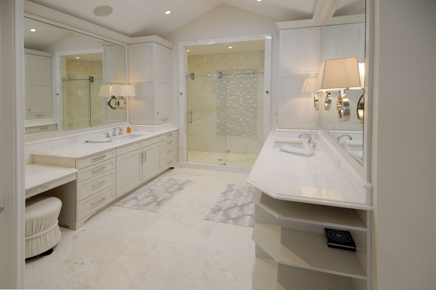 Resort Home Master Bath